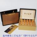 裂紋漆蟲草木盒包裝生產定做15年經驗