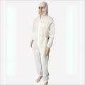 白色無紡布防護服 連體式防護服
