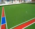呼倫貝爾市門球場人造草坪曲絲人造草坪