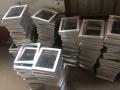 高強度500個絲網印刷鋁合金網框價格