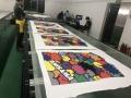 服裝T恤印花 廣州廠家數碼印花機3D平板直噴印花機