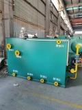 無錫溶氣式氣浮機污水處理設備