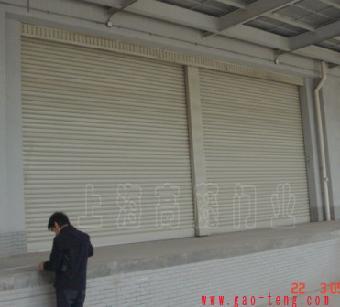 上海高藤门业供应欧式保温卷帘门