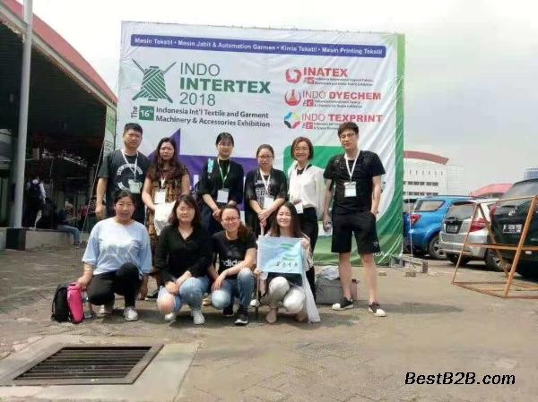 2020年印尼雅加达国际专业的纺织面辅料展