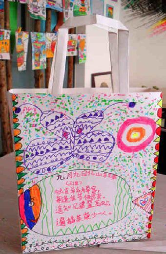 色彩纯度 儿童画