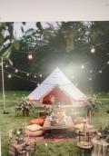 戶外尖頂帳篷