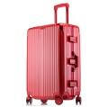 方振工廠生產鋁框拉桿箱萬向輪行李箱男女密碼箱旅行箱