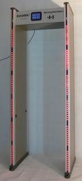 液晶安檢門作用