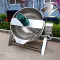 豆漿不銹鋼夾層鍋 中藥蒸汽夾層鍋