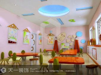 许昌大型幼儿园装修设计公司
