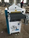 純鑄鐵框架重型輸送帶單面壓刨木工硬質板材壓刨機