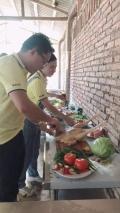 廣州花都區秋游團建休閑娛樂自己做飯的農家樂