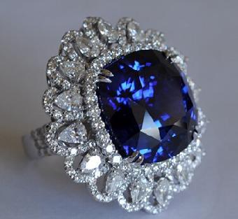 蓝宝石原石现在市场价格