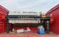 50平方自動拉板式板框壓濾機固液分離設備