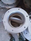 鹽山鑫佰專業生產74DD圓風門型號齊全。