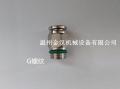 氣接頭螺紋外絲直通PC10-03插氣管軟管鎖母式快