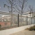 新型別墅護欄 安全圍墻護欄 鋅鋼圍墻防爬欄桿