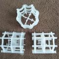 塑料八四内弧环厂家 58mmPP八柱环填料批发
