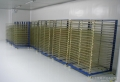 25層干燥架絲印千層架加強型木制品涂裝覆膜晾干架