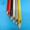 4.0KV硅树脂玻璃纤维套管