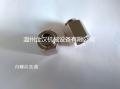 不锈钢304内丝直通PCF10-02两分内螺纹直通