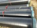 工藝用水廢渣排放3PE螺旋鋼管