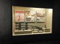 古董文物文玩精品烤漆玻璃柜獨立柜展館收藏柜