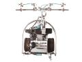 上海圣瑞爬桿噴漆機器人 寧波噴漆機器人價格多少