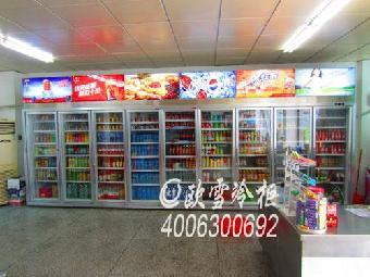 上海松江便利店专用冷藏保鲜展示柜在哪里买