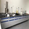 山西晉中鋼木實驗臺 實驗室試劑架 實驗邊臺 帶安裝