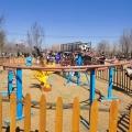 新疆哈密景區網紅坑爹過山車親子無動力腳踩過山車