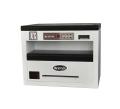 小型不干膠彩印機一張起印可印PVC卡