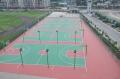 重慶硅PU球場材料生產廠家造價施工包工包料