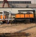 供應工業有機廢氣處理設備催化燃燒
