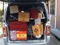 成都上門搬家送貨配送食品家具電器小貨車