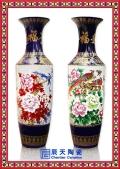 建国70周年装饰品 陶瓷大花瓶摆件、陶瓷陈设品