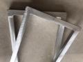 80X100cm加厚加大鋁合金網框 絲網印刷鋁框