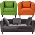 名人纺沙发翻新、沙发维修换面