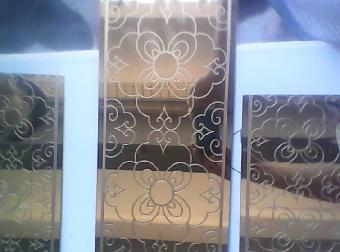 不锈钢腐蚀花纹板