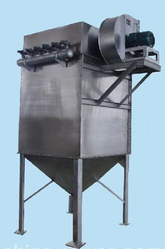 生产销售,耐高温布袋除尘器,风量,尺寸可定做_移动