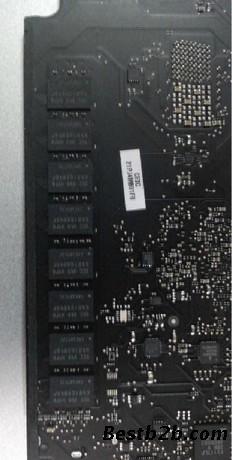重庆联想S415笔记本黑屏开不了机主板维修