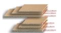 三門峽生產牛皮紙箱 好質量的五層加厚食品周轉箱批發