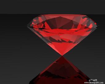 缅甸天然鸽血红红宝石项链及耳坠套装成交价格