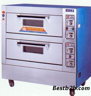 红菱不锈钢烤箱采用电远
