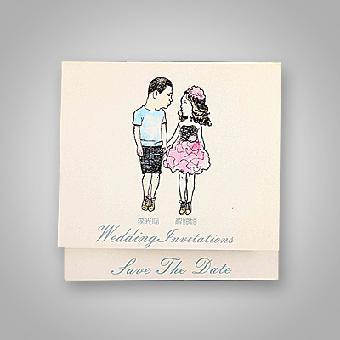 婚礼请柬创意设计_志趣网