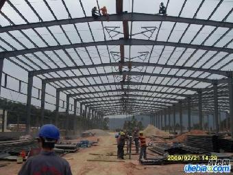 北京钢结构拆除回收公司钢结构厂房回收