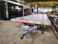 20T重型平板拖車 無動力全掛型