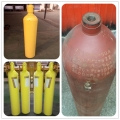 校準瓶 氣瓶 鋼瓶 復合呼吸瓶水壓試驗臺校準專用