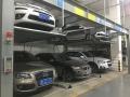 两层简易升降式立体车库垂直循环式机械停车库多层停车