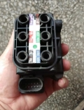奧迪Q7A6LA8L途銳輝騰賓利慕尚打氣泵分配閥